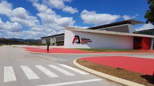 Ingang van het Portimão circuit