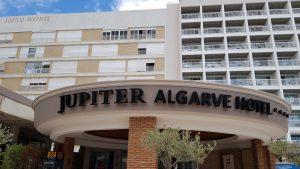 Circuitrijden op Portimão en overnachten in het Jupiter Algarve Hotel