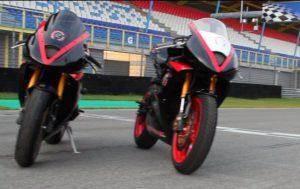 Huur een motor voor op het circuit bij Trackdays4all