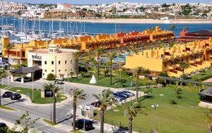 Track days Portimao en overnachten in het Tivoli Marina Resort