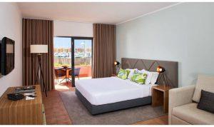 Kamer in het Tivoli Marina Resort